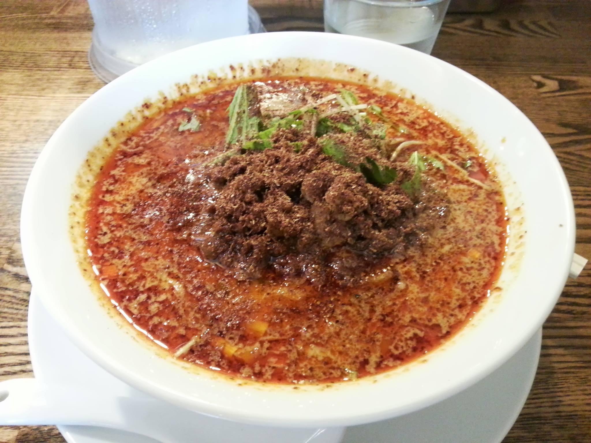 四川担担麺 阿吽 (Tan Tan Men Aun)