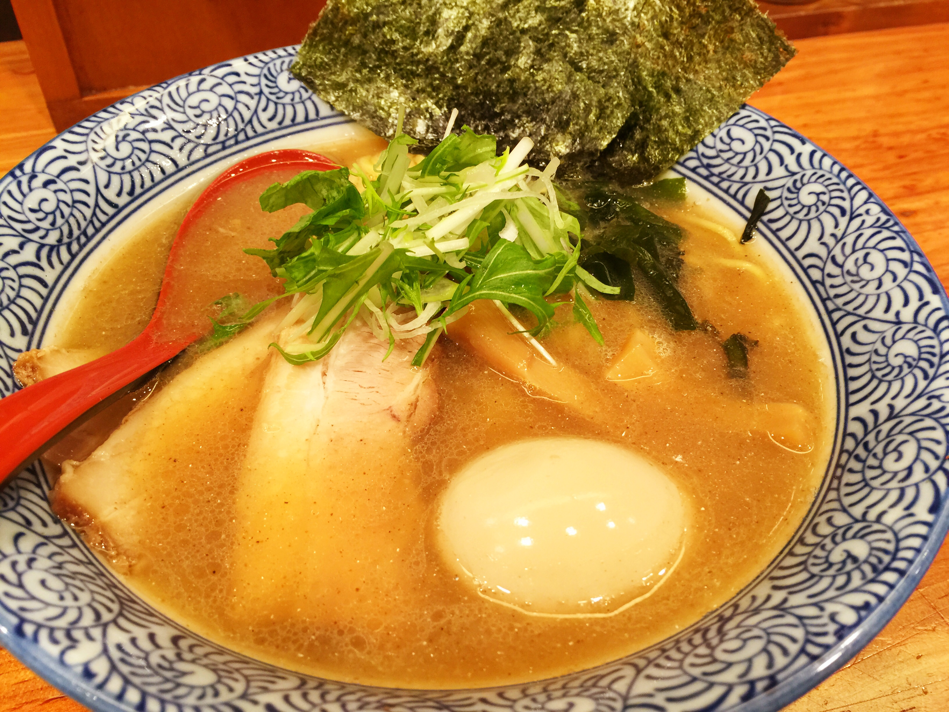赤坂麺処友 (Tomo)